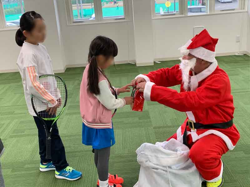 2019年キッズのクリスマスイベントの様子